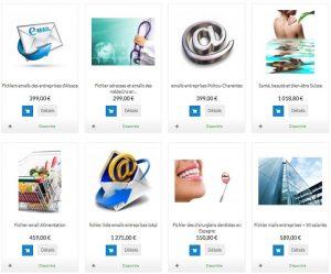 achat de base de données clients
