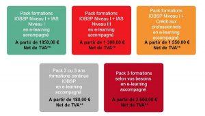 tarif formation cip