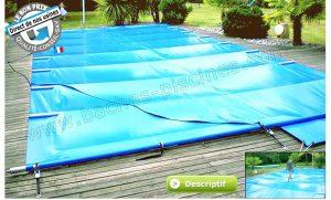code réduction bache piscine